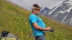 Voler en montagne avec Michel Clavier Modélisme