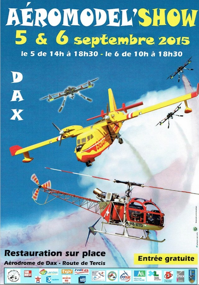 Aéromodel Show 2015